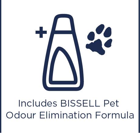 A BISSELL kisállat szagtalanító formula