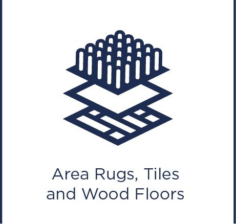 Alkalmas szőnyegekhez, járólapokhoz és fapadlókhoz