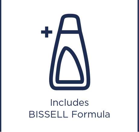 BISSELL formulát tartalmaz