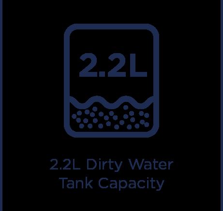 Nagy kapacitású tiszta- és piszkosvíz-tartályok